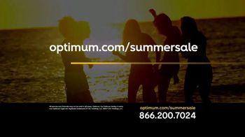 Optimum Summer Sale TV Spot, 'Triple Play' - Thumbnail 9