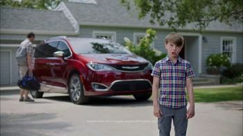 Chrysler Drive and Discover Pacifica Event TV Spot, \'Look Like a Winner\' [T2]