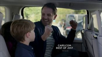 Chrysler Drive and Discover Pacifica Event TV Spot, 'Look Like a Winner' [T2] - Thumbnail 4