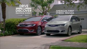 Chrysler Drive and Discover Pacifica Event TV Spot, 'Look Like a Winner' [T2] - Thumbnail 6