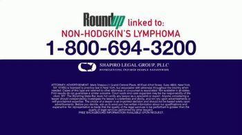 Shapiro Legal Group TV Spot, 'Non-Hodgkin's Lymphoma' - Thumbnail 6