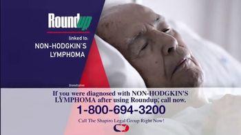 Shapiro Legal Group TV Spot, 'Non-Hodgkin's Lymphoma' - Thumbnail 2