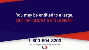 Shapiro Legal Group TV Spot, 'Non-Hodgkin's Lymphoma' - Thumbnail 3