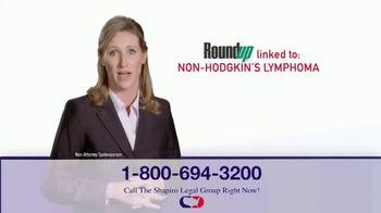 Shapiro Legal Group TV Spot, 'Non-Hodgkin's Lymphoma' - Thumbnail 4