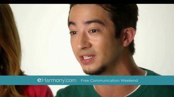 eHarmony Free Communication Weekend TV Spot, 'Fourth of July Weekend'