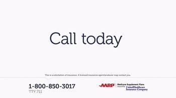 UnitedHealthcare AARP Medicare Supplement Plans TV Spot, 'Decision Guide' - Thumbnail 10