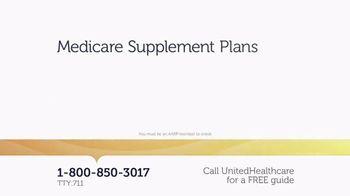 UnitedHealthcare AARP Medicare Supplement Plans TV Spot, 'Decision Guide' - Thumbnail 3