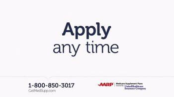 UnitedHealthcare AARP Medicare Supplement Plans TV Spot, 'Decision Guide' - Thumbnail 8