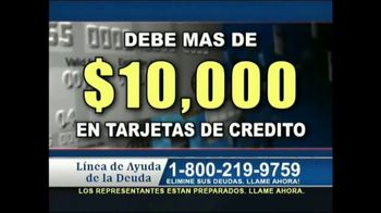Thomas Kerns McKnight TV Spot, 'Deudas de tarjetas de crédito' [Spanish]