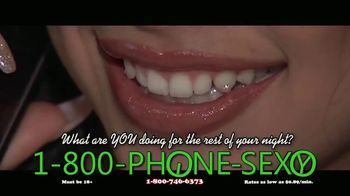 1-800-PHONE-SEXY TV Spot, 'Her Voice' - Thumbnail 1