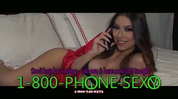 1-800-PHONE-SEXY TV Spot, \'Her Voice\'