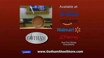 Gotham Steel Pan TV Spot, 'Non-Stick Cookware: Available' Featuring Daniel Green - Thumbnail 10