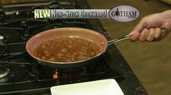 Gotham Steel Pan TV Spot, 'Non-Stick Cookware: Available' Featuring Daniel Green - Thumbnail 3