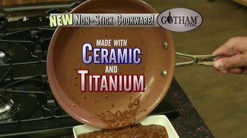 Gotham Steel Pan TV Spot, 'Non-Stick Cookware: Available' Featuring Daniel Green - Thumbnail 4