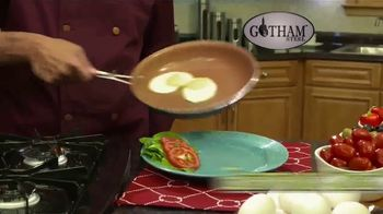 Gotham Steel Pan TV Spot, 'Non-Stick Cookware: Available' Featuring Daniel Green - Thumbnail 6