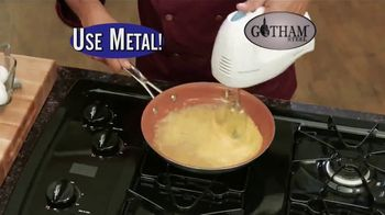 Gotham Steel Pan TV Spot, 'Non-Stick Cookware: Available' Featuring Daniel Green - Thumbnail 7