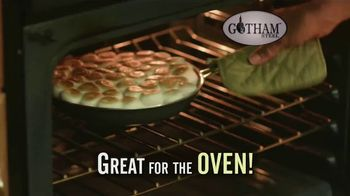 Gotham Steel Pan TV Spot, 'Non-Stick Cookware: Available' Featuring Daniel Green - Thumbnail 8