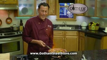 Gotham Steel Pan TV Spot, 'Non-Stick Cookware: Available' Featuring Daniel Green - Thumbnail 9