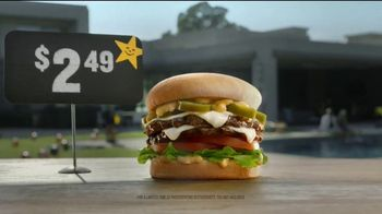 Carl's Jr. Jalapeño Double Cheeseburger TV Spot, 'Subjective Claim' - Thumbnail 9