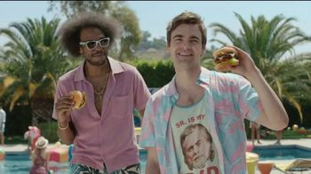 Carl's Jr. Jalapeño Double Cheeseburger TV Spot, 'Subjective Claim' - Thumbnail 6