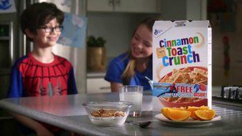 General Mills TV Spot, 'Spider-Man: Homecoming: Backup' - Thumbnail 7