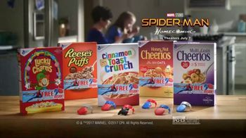 General Mills TV Spot, 'Spider-Man: Homecoming: Backup' - Thumbnail 5