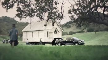 Ram Trucks TV Spot, 'The Greater Good: Live Courageously' [T1] - Thumbnail 6