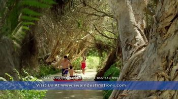 Swain Destinations TV Spot, 'Customized Travel' - Thumbnail 9