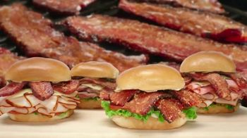 Arby's Triple Thick Brown Sugar Bacon Sandwiches TV Spot, 'Sprinkle Remix' - Thumbnail 4