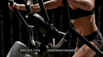 Bowflex Max Trainer 4th of July Sale TV Spot, 'More Calories in Less Time' - Thumbnail 6