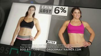 Bowflex Max Trainer 4th of July Sale TV Spot, 'More Calories in Less Time' - Thumbnail 7