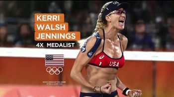 KT Tape TV Spot, 'Perform at Your Best' Featuring Kerri Walsh Jennings - Thumbnail 2