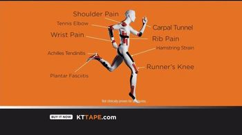 KT Tape TV Spot, 'Perform at Your Best' Featuring Kerri Walsh Jennings - Thumbnail 8