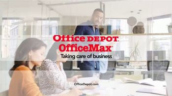 Office Depot TV Spot, 'You Take Care of Business. We Take Care of You' - Thumbnail 7