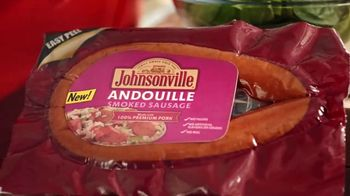 Johnsonville Andouille Smoked Sausage TV Spot, 'Bold' Ft. Tregaye Fraser - Thumbnail 7