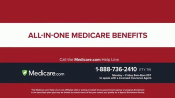 Medicare.com Help Line TV Spot, 'See If You Qualify'