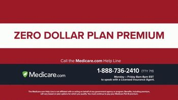 Medicare.com Help Line TV Spot, 'See If You Qualify' - Thumbnail 3