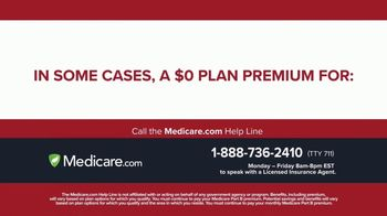 Medicare.com Help Line TV Spot, 'See If You Qualify' - Thumbnail 4