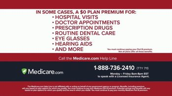 Medicare.com Help Line TV Spot, 'See If You Qualify' - Thumbnail 5