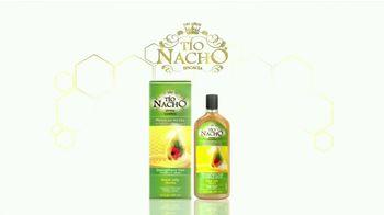 Tío Nacho Mexican Herbs TV Spot, 'Pelo en pelo: reduce la caída' [Spanish] - Thumbnail 10