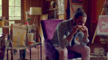 McDonald's Signature Crafted Recipes TV Spot, 'Here's to the Flavorful' - Thumbnail 7