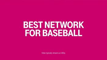 T-Mobile TV Spot, 'MLB: Never Miss a Game-Changing Moment' - Thumbnail 6
