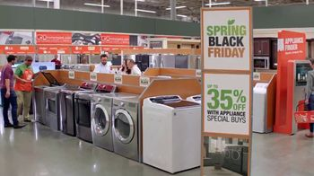 The Home Depot Spring Black Friday TV Spot, 'Never Been More Right' - Thumbnail 5