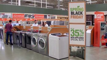 The Home Depot Spring Black Friday TV Spot, 'Never Been More Right' - Thumbnail 6