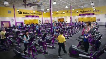Planet Fitness No Commitment Sale TV Spot, 'Victory' - Thumbnail 4