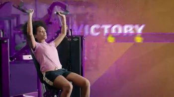 Planet Fitness No Commitment Sale TV Spot, 'Victory' - Thumbnail 6