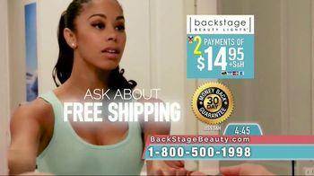Backstage Beauty Lights TV Spot, 'Perfect Application' - Thumbnail 10
