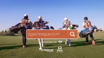 PGA Junior League Golf TV Spot, 'First Swing' - Thumbnail 10