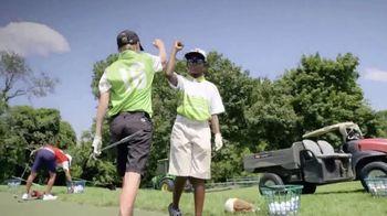PGA Junior League Golf TV Spot, 'First Swing' - Thumbnail 7