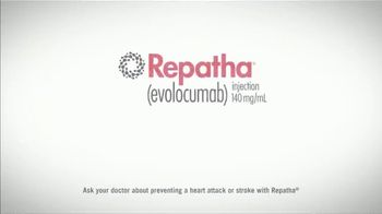 Repatha TV Spot, 'Lower LDL' - Thumbnail 9